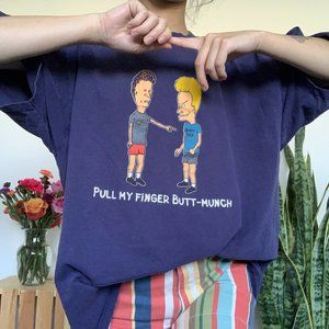 Y2K Beavis and Butthead T-shirt
